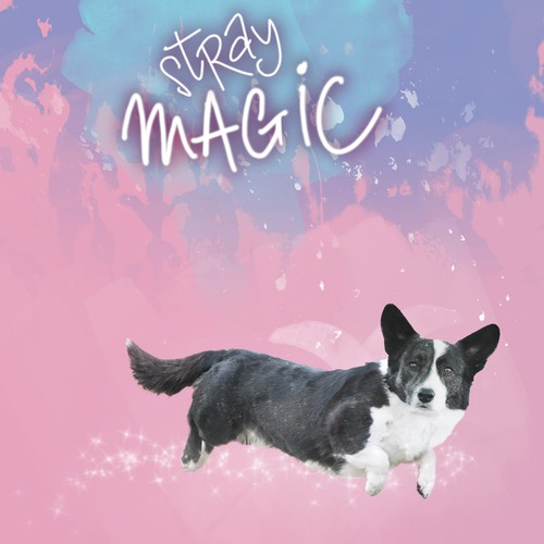 Stray Magic ~ book cover