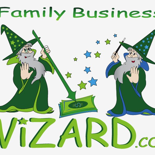Can you design a Wizard for a new business blog?