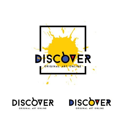 Discover - original art online