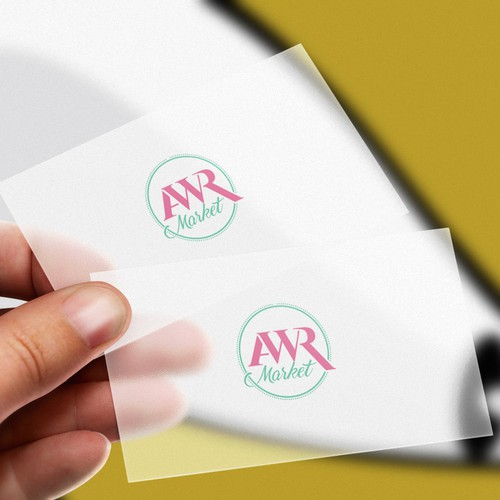 Charming concept for AMR logo