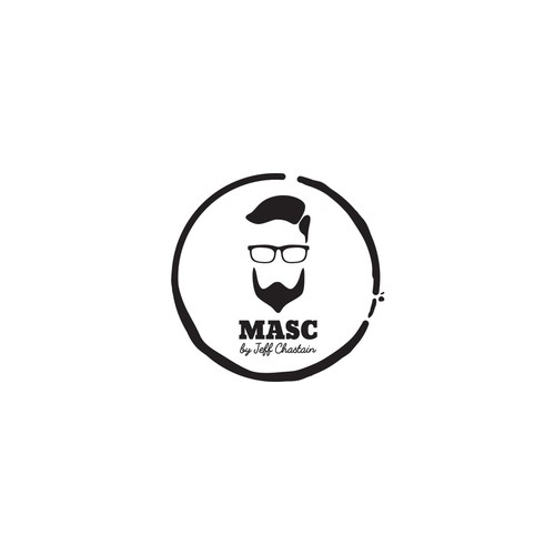 Masculine grooming by Jeff Christian logo