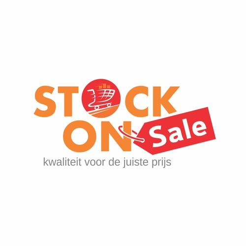 stock on sale