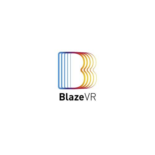 BlazeVR logo