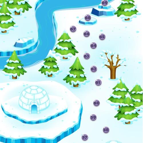 App game map