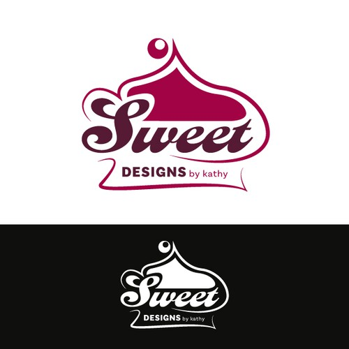 Logo for sweets and pastry