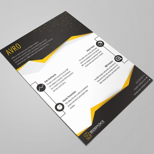 Bespoke Intelligence Flyer
