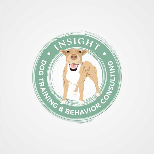 Logo For Dog Training and Behavior Consulting Company