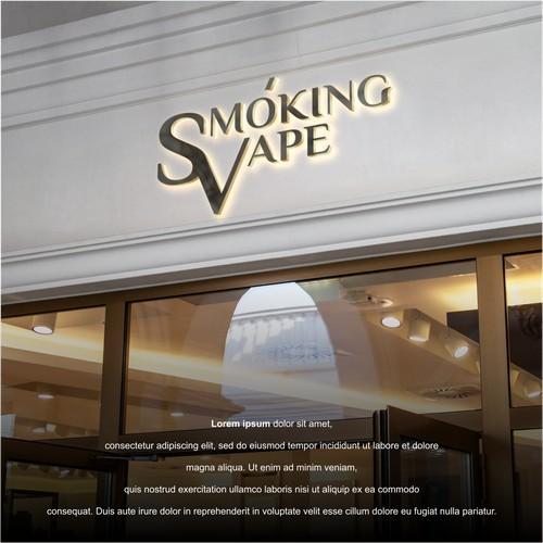 Smoking Vape LOGO