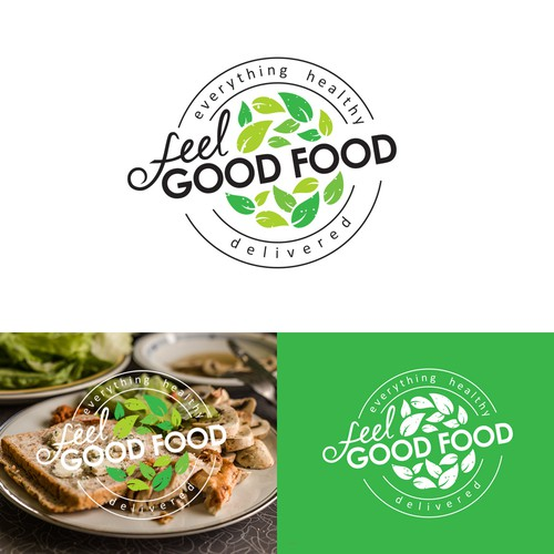Feel Good Food Logo