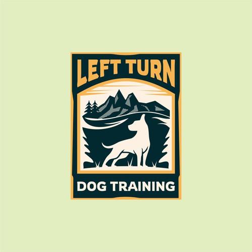 LEFT TURN DOG TRAINING