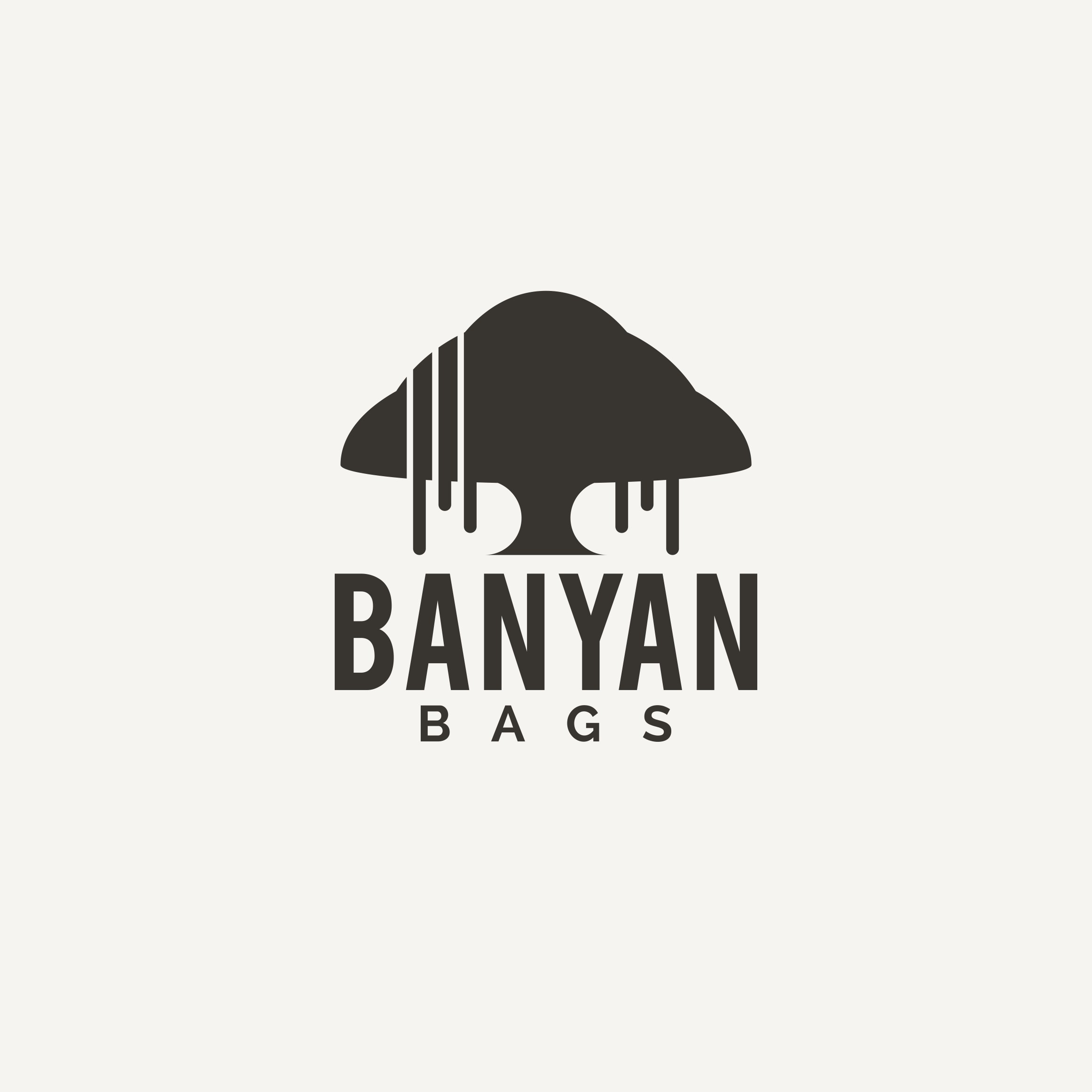 Creative a sophisticated logo for Banyan Bags
