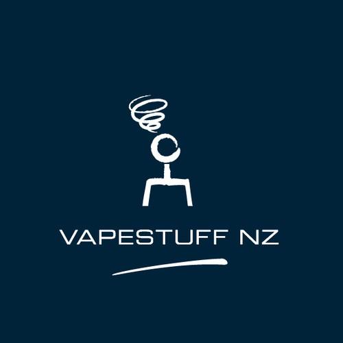 Logo for New Zealand online retail vape store