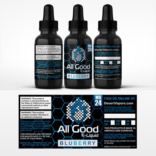 all good e-liquid