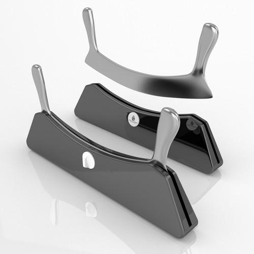 Knive holder design