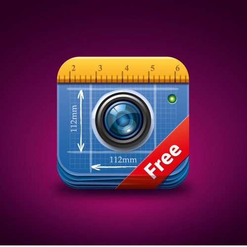New icon wanted for iOS app - Measurement tool