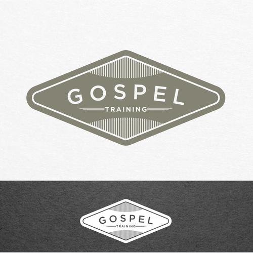 Gospel Training Logo Design