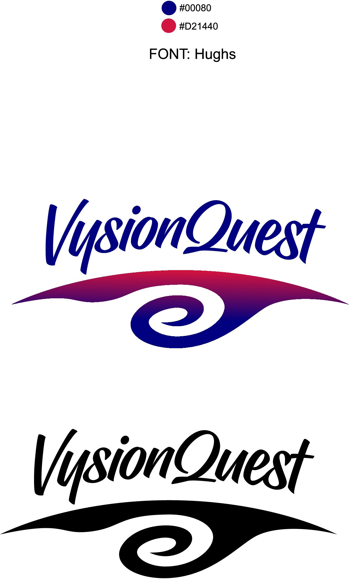 VysionQuest - Brand Update