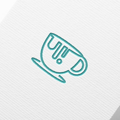 TheOverFlowingCup Logo Concept