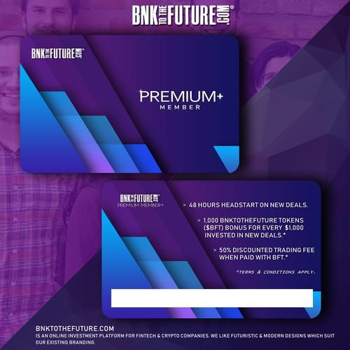 BnkToTheFuture.com Loyalty Cards