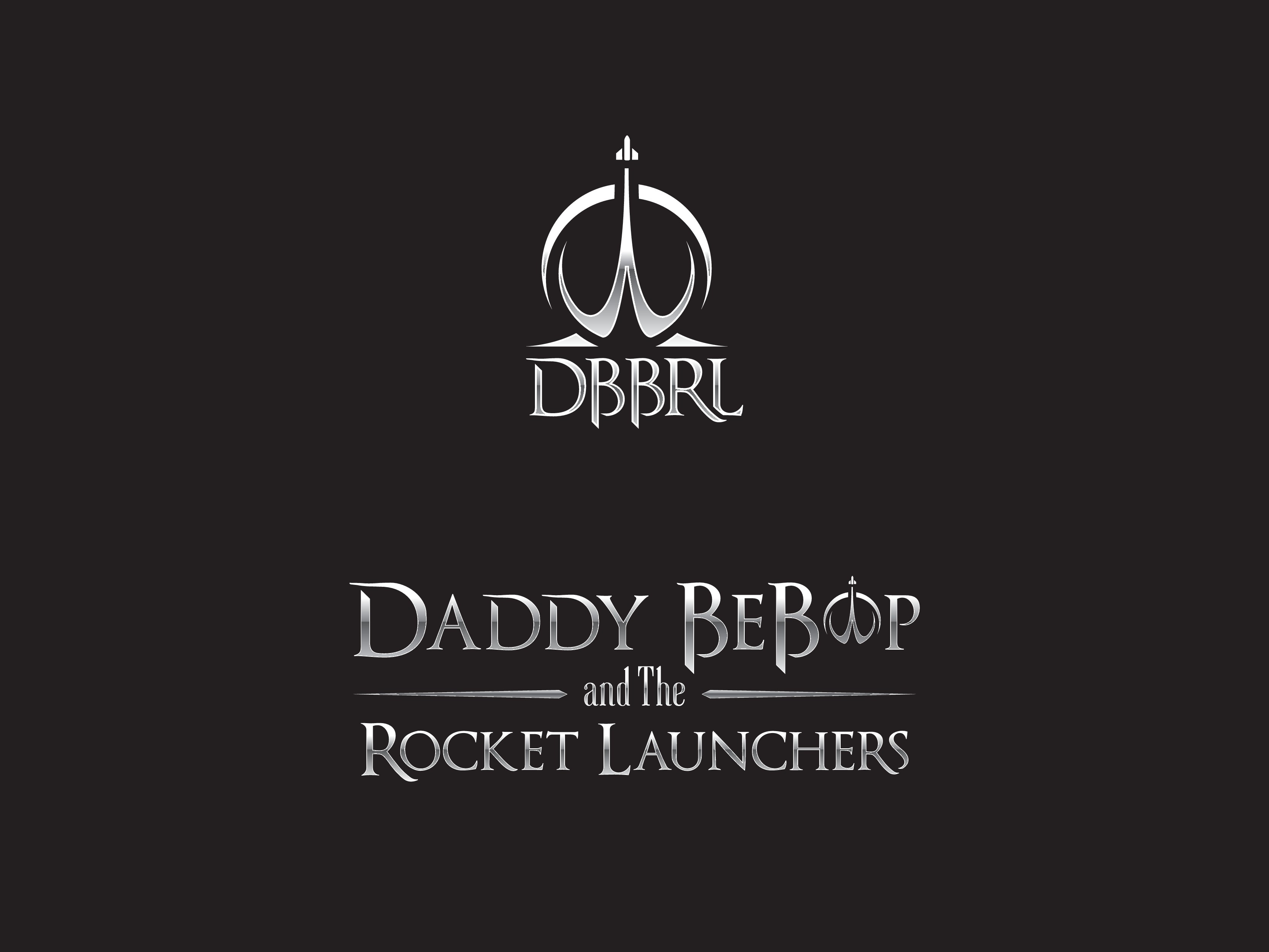 Express the sound of melodic intelligence through a visual logo. Do it for Daddy!