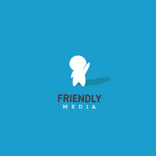 Friendly Media Logo