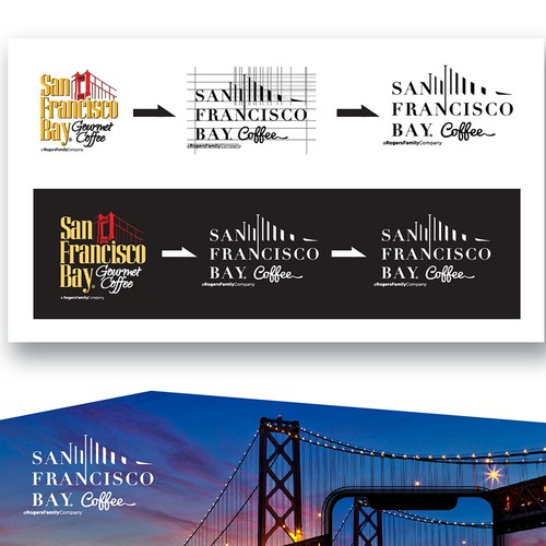 San Francisco Bay Coffee logo contest