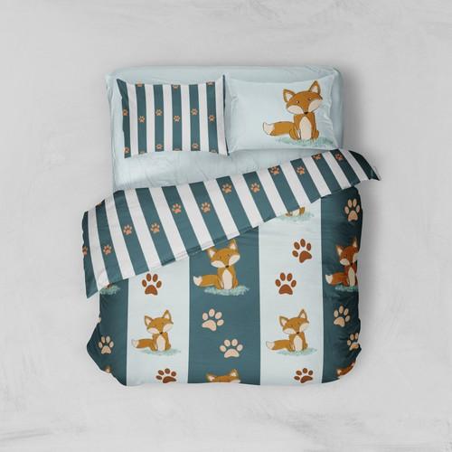 Fox Bedsheets