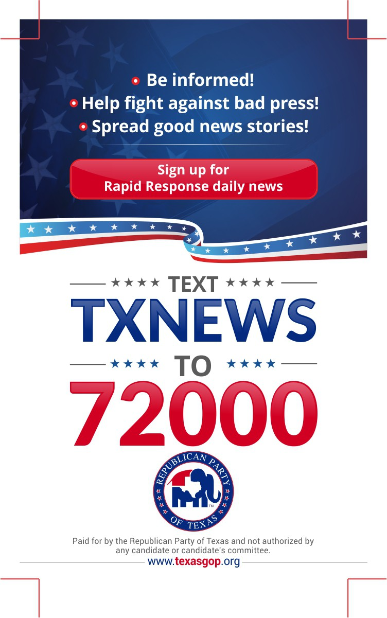 Help us promote our great new text signup services
