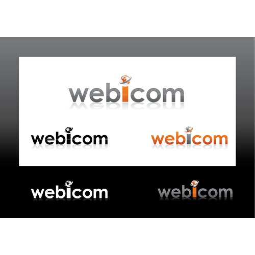 Help Webicom with a new logo