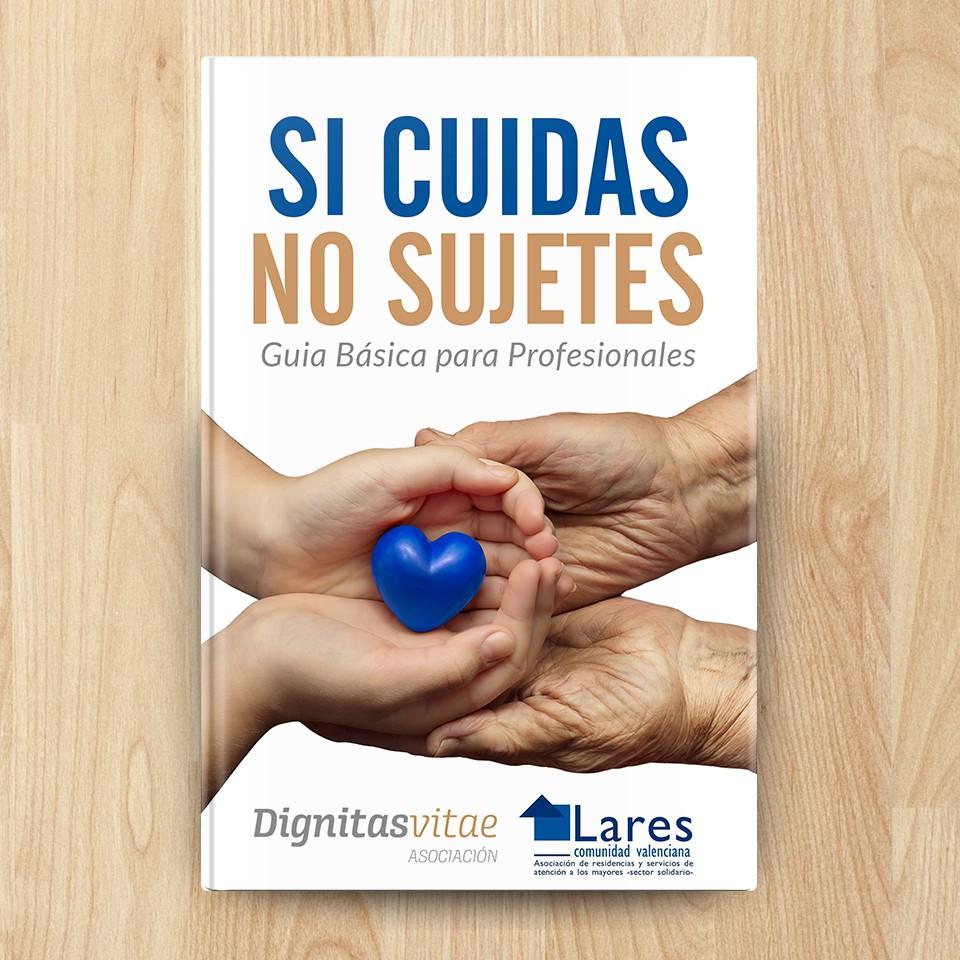 Ebook de divulgación científica sobre gerontología y deoendencia
