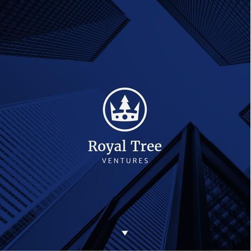 Logo design for Royal Tree Holding