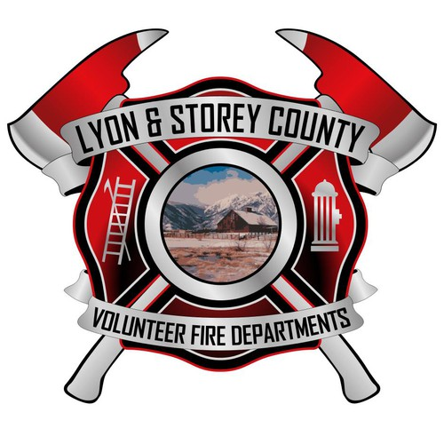 Lyon & Storey County Volunteer Fire Departments needs a new logo