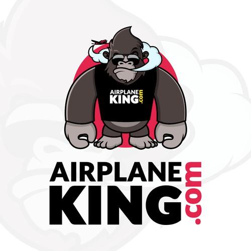 King Kong Logo Concept