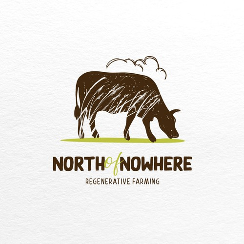 Logo design for regenerative agriculture company