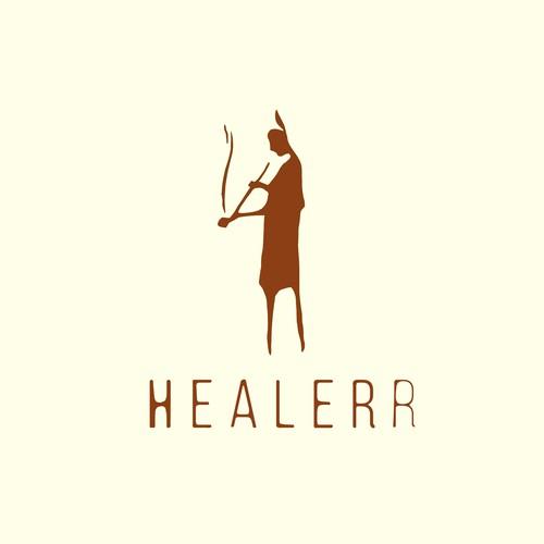 Logo HEALERR (Selling Hemp)