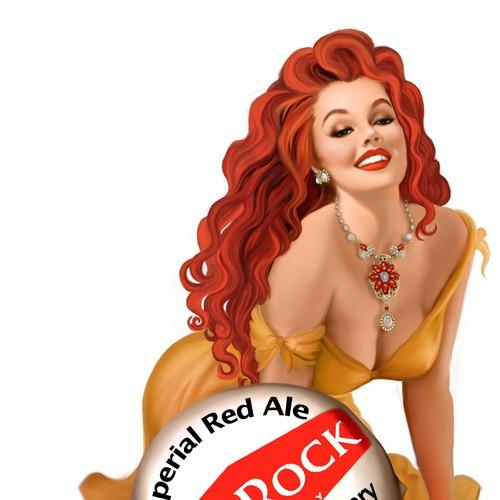 Sucker for a redhead