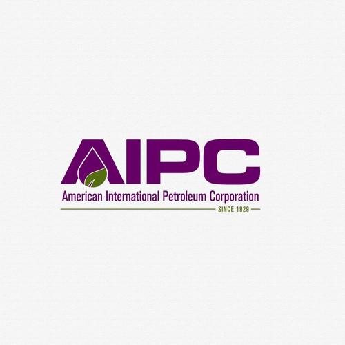 Logo Design for American International Petroleum Corporation