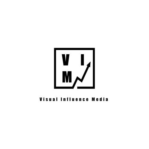 Logo for social marketing agency company