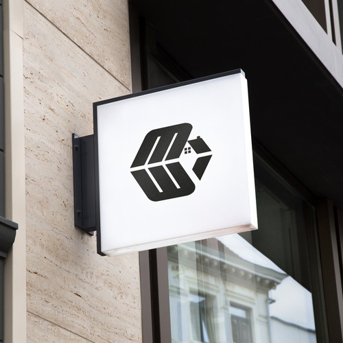 logo proposal for Mac Whalen Real Estate.