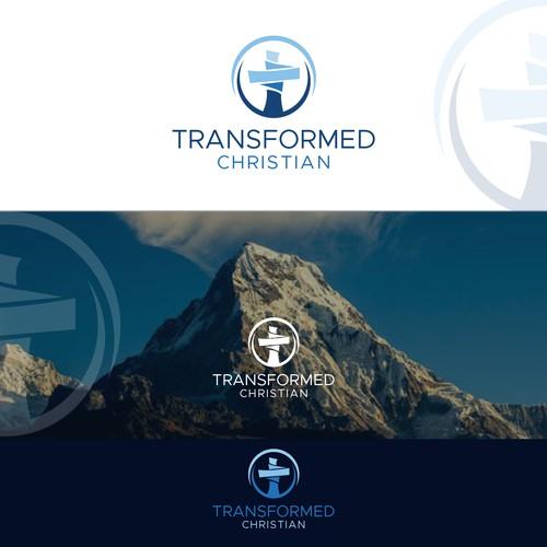 Logo concept for Transformed Christian