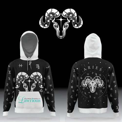 aries jacket design
