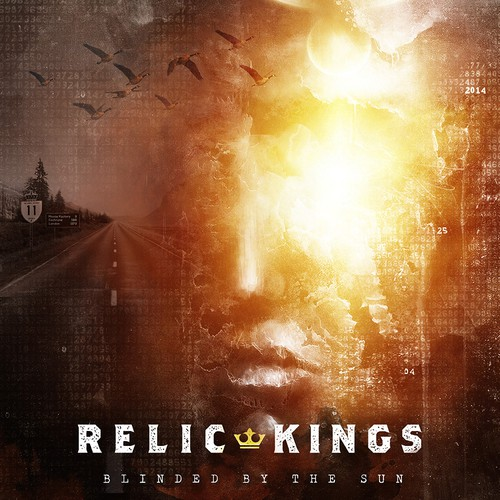 Relic Kings album cover - Blinded by the sun