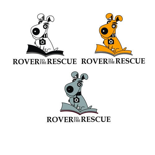 Pet Rescue Logo.