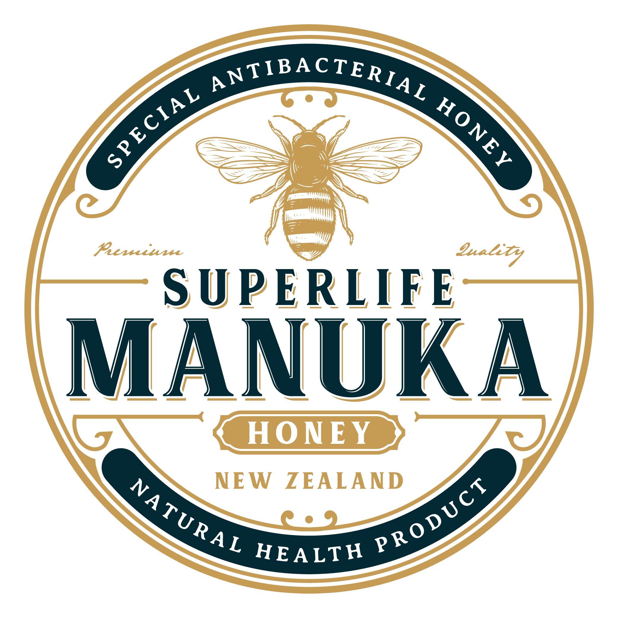 Premium Manuka Honey Design