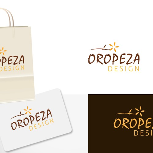 logo for Oropeza Designs