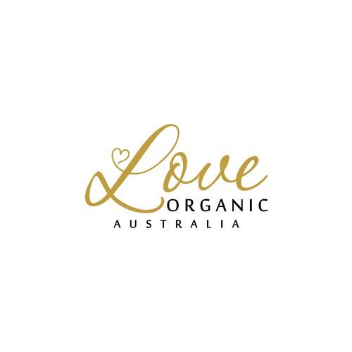 Love Organic Australia logo