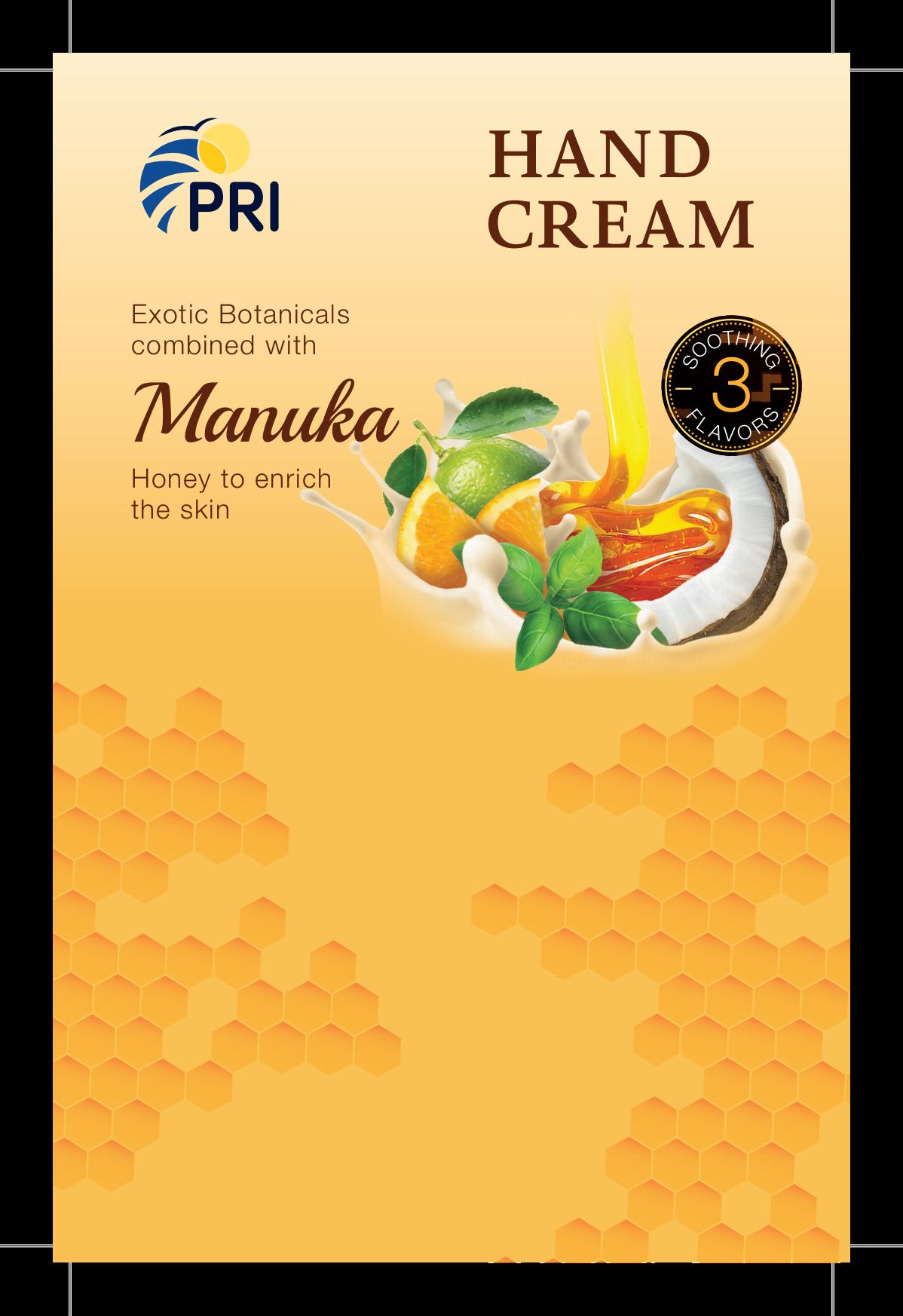 Manuka Hand Cream