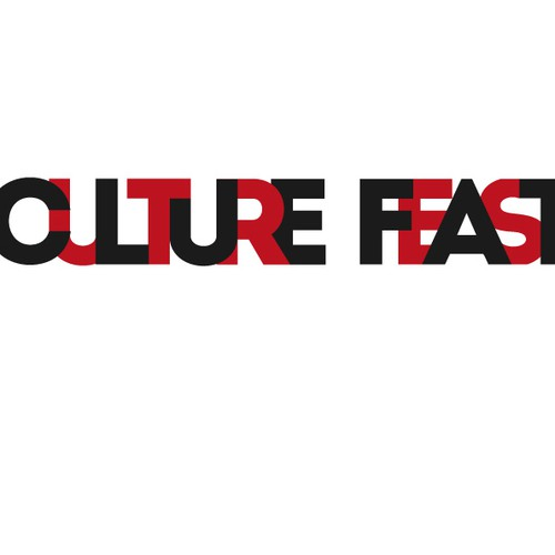 Create a fascinating image & logo that describes the name Culture Feast