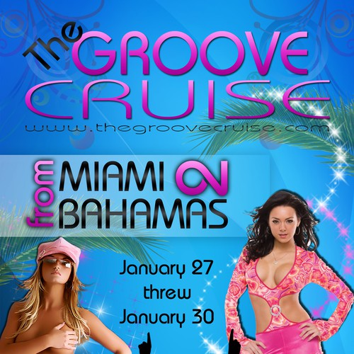 The Groove Cruise is looking for a sexy new design