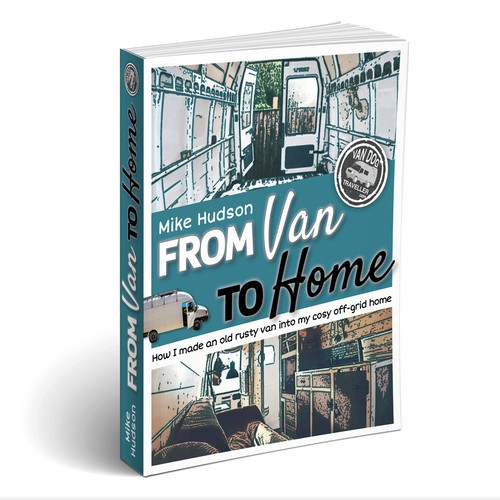 From Van to Home manual book layout